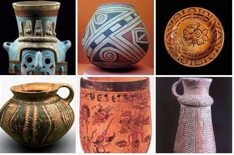 imagenes de vasijas aztecas cultura azteca historia del per 218