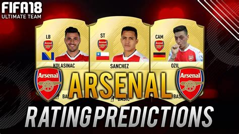 alexis sanchez review fifa 18 fifa 18 arsenal player ratings predictions ft alexis