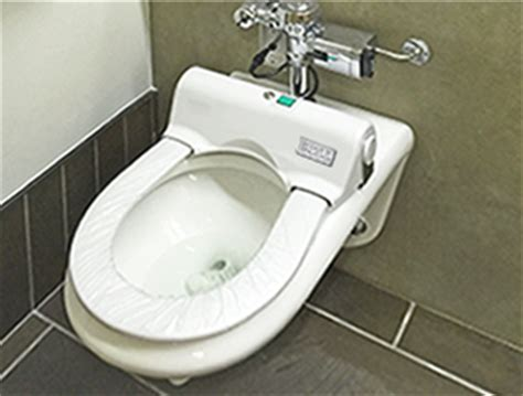automatic toilet seat cover changer automatic toilet seat covers best prices on changers