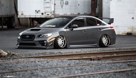 stanced subaru wrx jdm pearl fascinating gray stanced subaru wrx customized