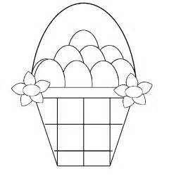 easter basket coloring pages easter basket coloring pages free coloring pages
