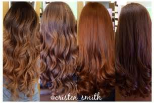 color 4 hair 4 hair color looks that add depth dimension and richness