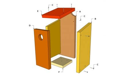 bluebird bird house plans blue bird house plans myoutdoorplans free woodworking plans and projects diy shed