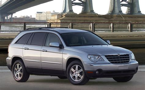 chrysler car wallpapers chrysler pacifica cars wallpapers
