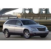Wallpapers Chrysler Pacifica Cars