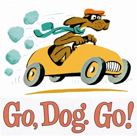 dogs go go go go clipart clipart suggest
