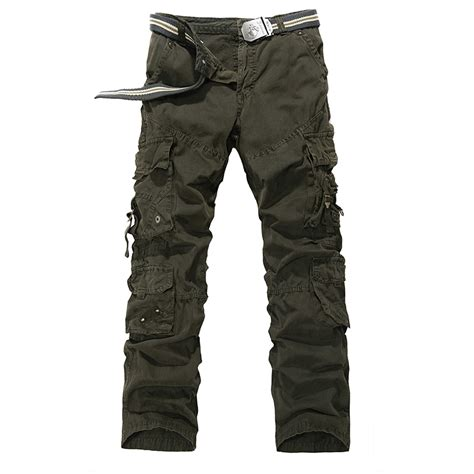 Joger Cargo Dc Biru Navy 33 38 sale autumn camouflage fashion cargo trousers outdoor baggy joggers 29 38