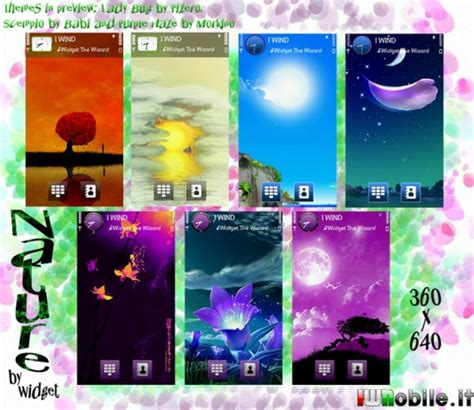 nokia e72 nature themes nature wallpapers for nokia 5800 by widget nseries themes