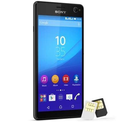 Xperia C4 xperia c4 dual dual sim selfie phone sony mobile