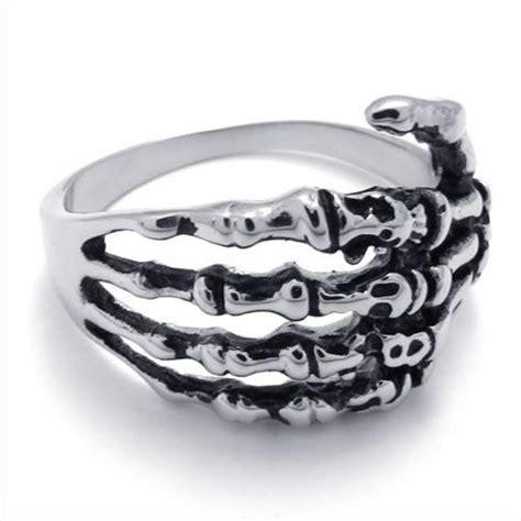 Cincin Titanium Ring Biker 3 Accessories Jewelry Skull Ring 200 best biker gifts nic naks images on