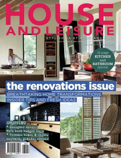 home decor magazines in south africa south african home design magazines home review co