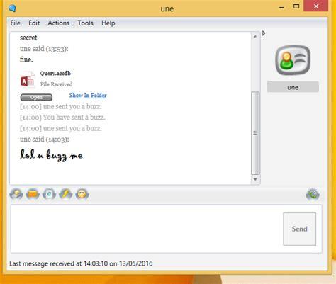 membuat jaringan lan antar 2 komputer cara menggunakan quot squiggle messanger quot aplikasi chat via