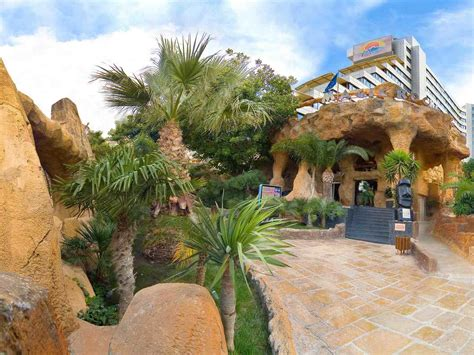 Aqua Magic Rock Gardens Magic Aqua Rock Gardens Hotel Benidorm Costa Blanca Spain Book Magic Aqua Rock Gardens Hotel