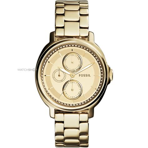 Fossil Chelsey Gold Es3923 fossil chelsey es3719 shop