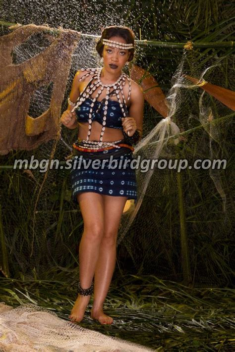 bayelsa native wears check out most beautiful girl in nigeria mbgn 2013