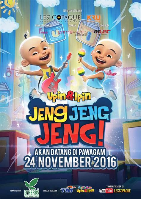 film upin dan ipin full movie download film upin dan ipin jeng jeng jeng 2016 web dl