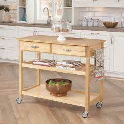 solid wood kitchen island cart wood kitchen cart home design