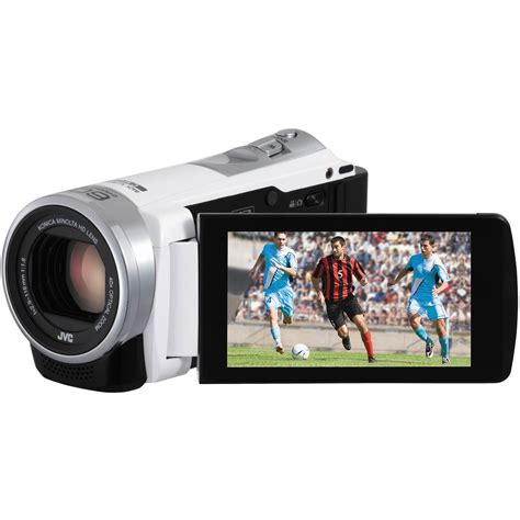 how to update jvc everio jvc gz e300 full hd everio camcorder white gze300wus b h