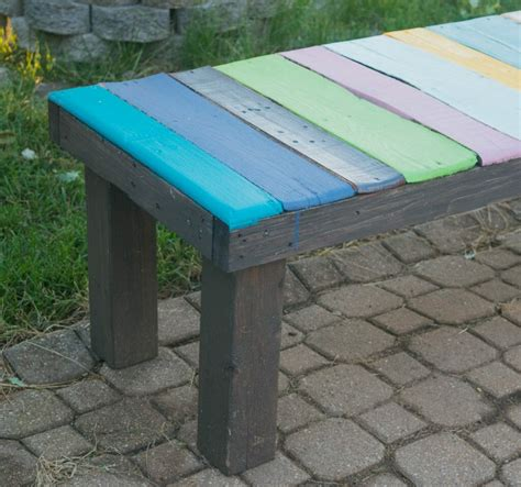 cost of a bench diy wood pallet bench low cost and easy to make our house now a home