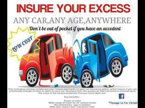 Car Excess Insurance by Insurance Excess Insurance Protection Car Insurance