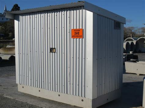 chemical storage wade concrete products ltd