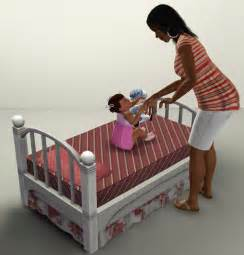 Toddler Beds Sims 3 Mod The Sims Sleepy Time Toddler Bed