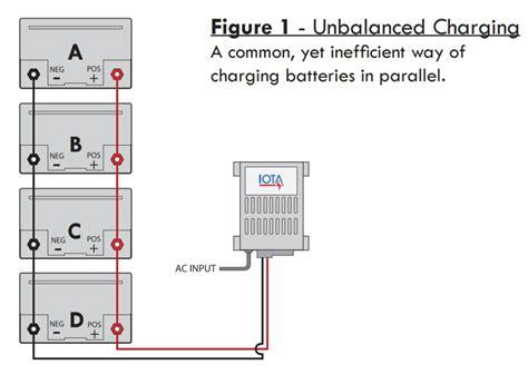 hooking up resistors in series charging batteries in parallel how to charge batteries in parallel