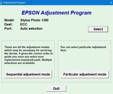 resetter epson 1390 windows 8 epson sp 1390 adjustment program epson adjustment program