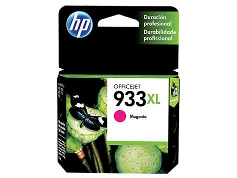 Tinta Printer Hp 933xl Cartucho Original De Tinta Magenta De Alto Rendimiento Hp 933xl Cn055al Hp 174 Am 233 Rica Central