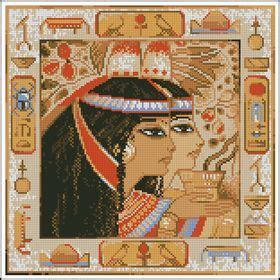 Схемы крестом египетские мотивы бесплатно