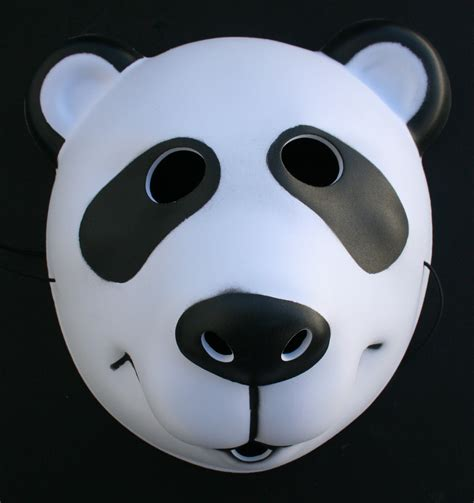 Masker Panda panda mask pandas international store