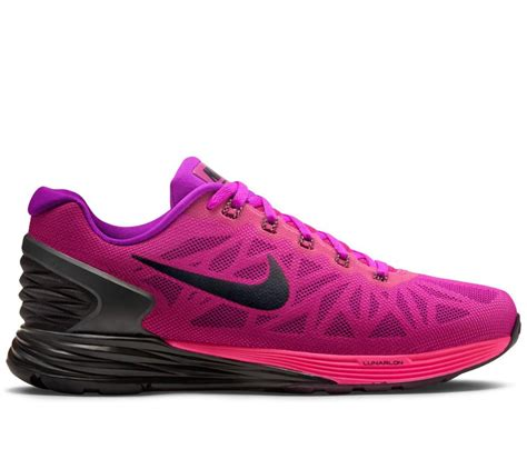 Nike Lunarglide 6 Premium nike lunarglide 6 damen laufschuh lila pink im
