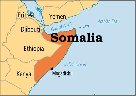 somalia on world map oct 29 somalia operation world