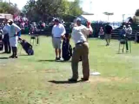 darren clarke swing darren clarke s swing youtube
