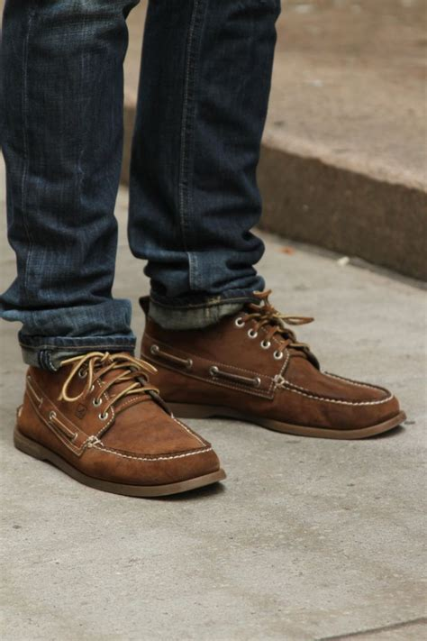 boat shoes all year round sperry chukkas are a great investment guys look great