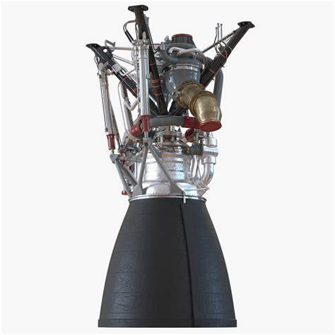 Raket Rs Power Max rocket engine rs 68 max