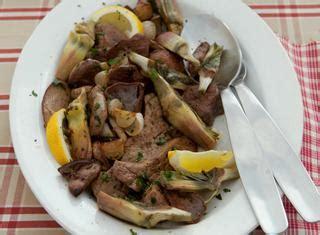 cucinare coratella di agnello ricette ricetta coratella di agnello le ricette di