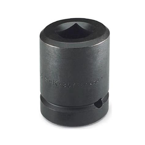 Tone Impact Socket 13 16 Size 1 Sq 3 4 in dr combination budd wheel socket 41mm x 21mm
