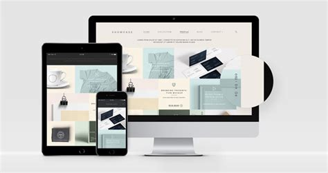 web design mockup presentation modern psd responsive showcase psd web elements pixeden