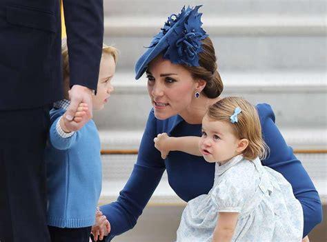 prince william kate middleton take princess charlotte prince george and princess charlotte s 9 best moments of