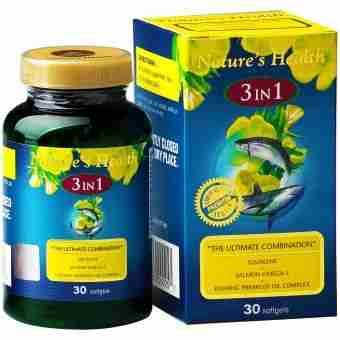 Nature Epo Isi 30 by Jual Nature S Health 3 In 1 Murah