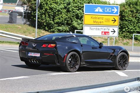 C7 Corvette Grand Sport by Chevrolet Corvette C7 Grand Sport 19 July 2016 Autogespot