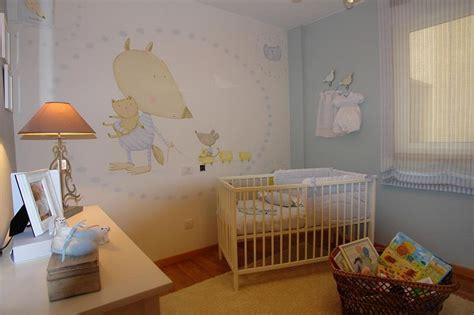 decoracion de dormitorios de bebes dibujos lindos y tierno para decorar habitacion de una