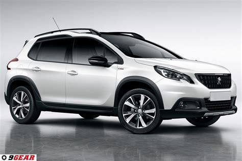 best suv 2008 new 2018 peugeot 2008 suv revealed car reviews new car