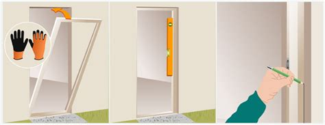 installer une porte d entr 233 e porte