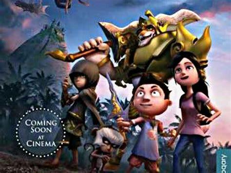 film animasi knight kris film animasi knight kris sarat dengan pesan moral layak