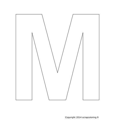 lettere m dessins lettre m 201 ducatifs