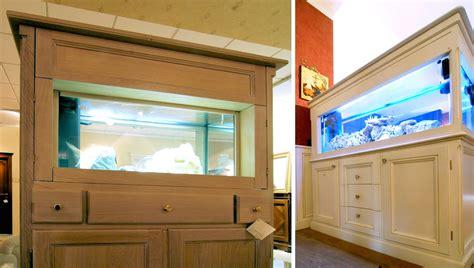 acquari da arredamento mobili per acquari design casa creativa e mobili ispiratori