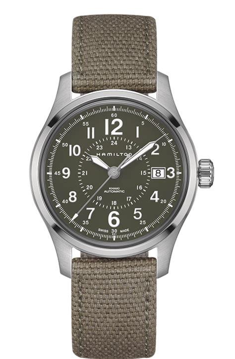 H70595963   Khaki Field Auto 40mm   Hamilton Watch