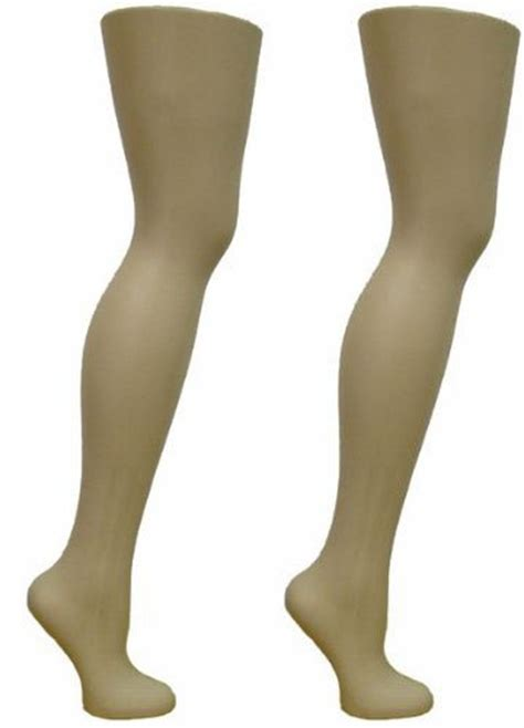 Mannequin Leg L by 2 Free Standing Mannequin Leg Sock And Hosiery Display